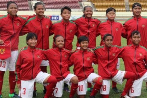 Timnas Putri Indonesia Sejajar Argentina dan Uruguay, tetapi...