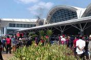 Ini Penyebab Atap Bandara Sultan Hasanuddin Keluarkan Asap Tebal