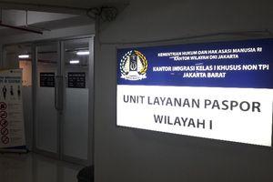 Kini, Warga Bisa Urus Paspor di Mal Jakarta Barat