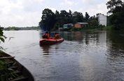 Lompat ke Sungai Karena Kepanasan, Seorang Pria Dilaporkan Hilang