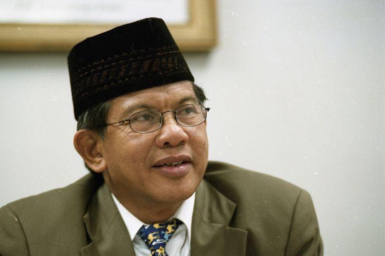 Anggota Dewan Perwakilan Daerah Andi Mappetahang Fatwa