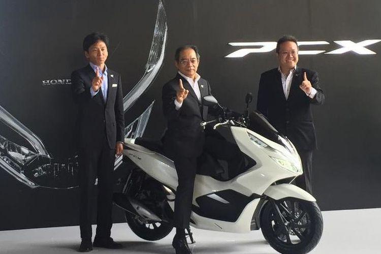 All-New Honda PCX meluncur di Indonesia