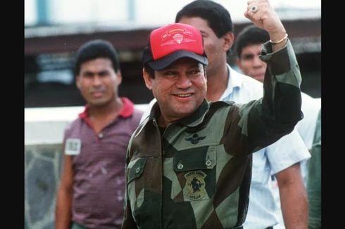 Biografi Tokoh Dunia: Manuel Noriega, Jenderal dan Diktator Panama