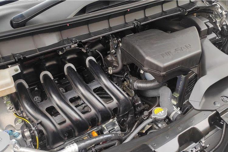 All New Nissan Serena saat media tes drive Senin (15/4/2019). MPV terbaru Nissan ini hadir dengan beragam fitur terbaru