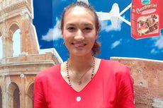 Nadine Chandrawinata Percaya Kekuatan Olahraga