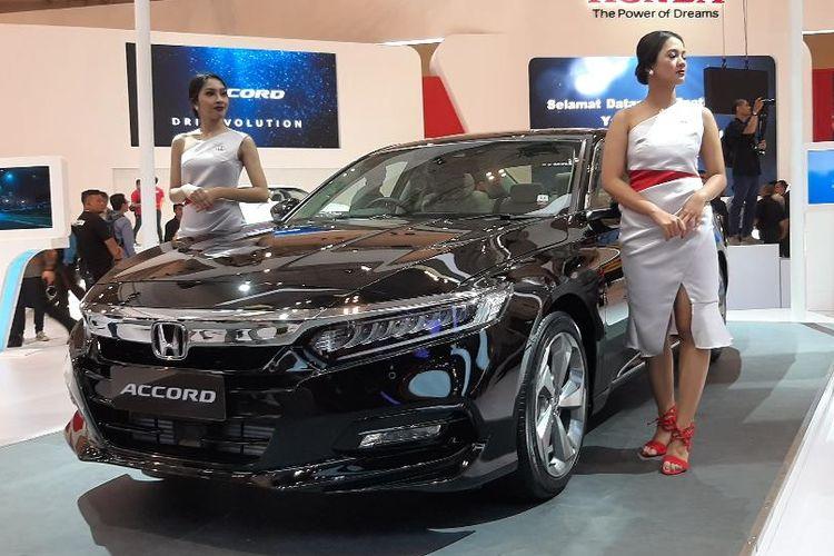New Honda Accord >> Mobil Baru Honda All New Accord Lahir Di Giias 2019