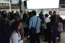 Pesawat Malindo Air Keluar Landasan, Seluruh Penumpang dan Kru Selamat