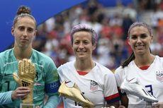 Tim Piala Dunia Puteri AS Akan Tolak Undangan Presiden