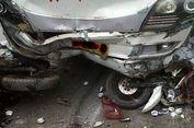 Truk Tabrak Sepeda Motor di Marunda, Dua Orang Tewas