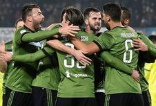 Hasil Liga Italia, 2 Kartu Merah Hiasi Kemenangan Juventus atas Chievo