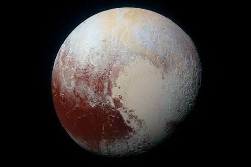 Terungkap, Pluto Terbentuk oleh Miliaran Komet