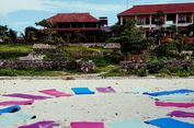 Menikmati 'Sunset' dari Hotel Mario di Sumba Barat Daya