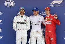 Klasemen F1, 2 Pebalap Mercedes Unggul Jauh atas Para Pesaing