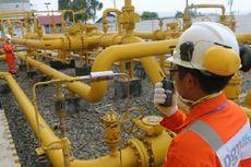 Untuk Pertama Kali, Pemanfaatan Gas Domestik Lebih Besar daripada Ekspor