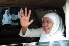 Khofifah: Saya dari Awal Berseiring dengan Pak Jokowi
