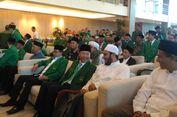 PPP Kubu Humphrey Gelar Mukernas, Kader Teriak 'Prabowo Menang'