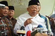 Ma'ruf Amin Puji Kepribadian Jokowi Sebagai Pemimpin