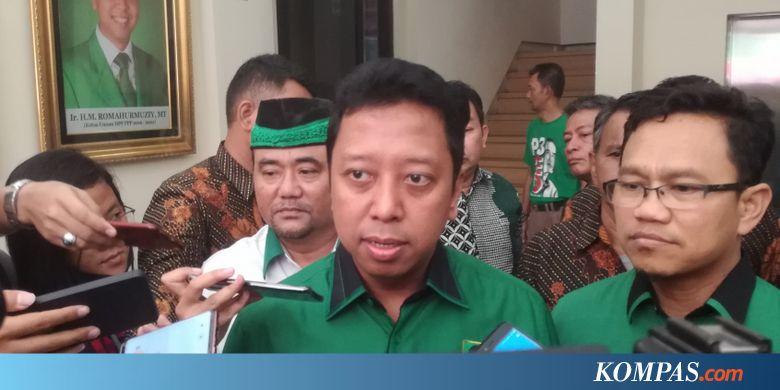 Ketua Ppp Pinterest: Ketua KPK Benarkan Ketua Umum PPP Romahurmuziy Terjaring OTT
