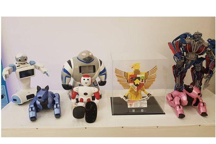 Kemnaker dan BPPT resmikan Komunitas Masyarakat Robotik Indonesia untuk berikan kesadaran kepada SDM agar tidak kalah dengan robot.