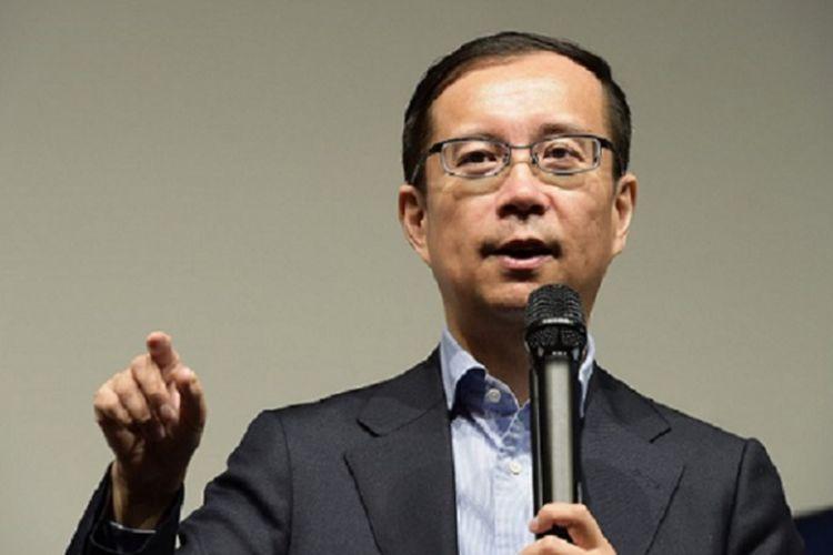 CEO Alibaba, Daniel Zhang yang akan menggantikan jabatan Jack Ma di Alibaba Group