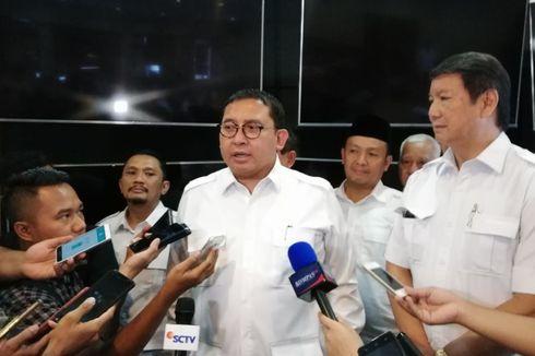 Fadli Zon Kritik Luhut yang Ancam Orang Asal-asalan Kritik Pemerintah