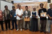Penyair Asal Bengkulu Sabet Penghargaan Puisi Terbaik
