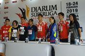 Djarum Superliga Badminton 2019 Sambangi Pencinta Bulu Tangkis Bandung