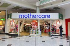 50 Gerai Mothercare Resmi Bangkrut