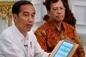 Jokowi Ajak Masyarak   at Lapor SPT Pajak