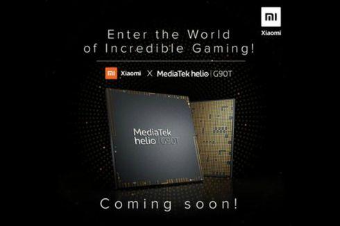 Redmi Pastikan Bikin Ponsel Gaming Mediatek G90T