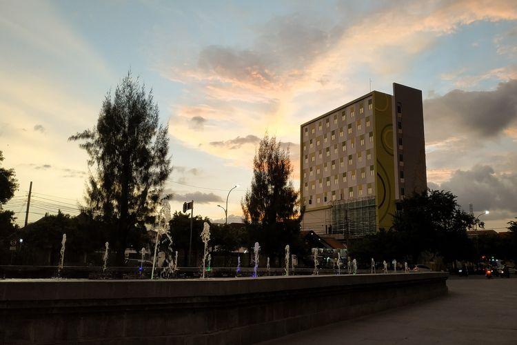 Wajah baru kawasan Stadion Manahan Solo