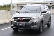 Mencoba Kelincahan dan Stabilitas Wuling Almaz di Rute Jakarta-Ciletuh