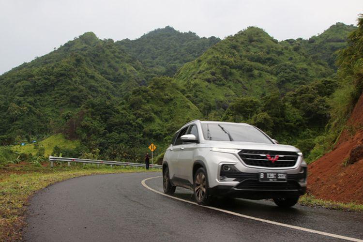 Test drive Wuling Almaz dari Jakarta menuju Ciletuh, Sukabumi, 6-8 Maret 2019
