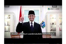Di Balik Video Idul Fitri Tanpa Suara dari Gubernur Anies Baswedan
