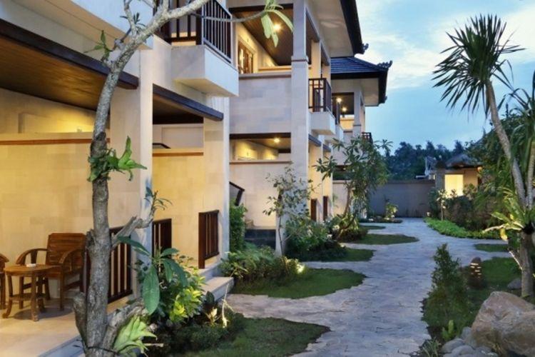 Kamar di Radha Phala Ubud