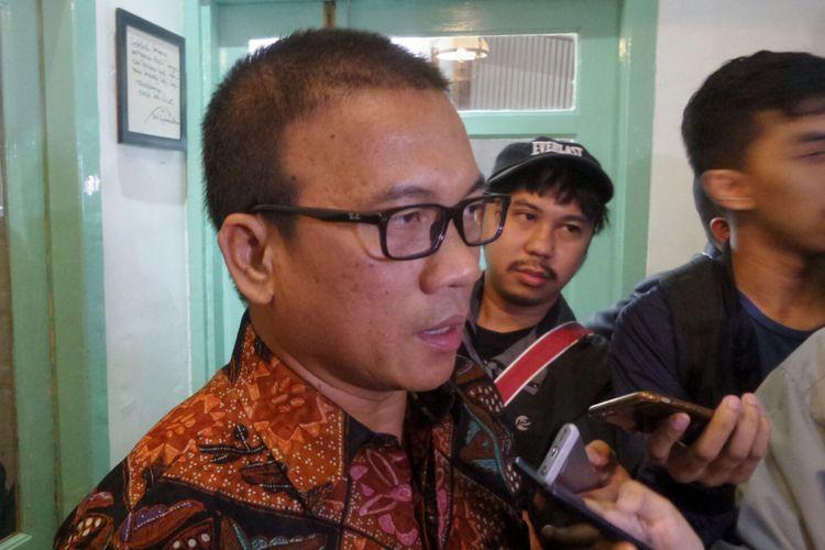 Anggota Komisi II dari fraksi Partai Amanat Nasional (PAN) Yandri Susanto
