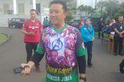 Menpora Pakai Kaus Asian Games 2018 Bertema 'Avengers'
