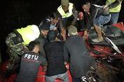 Polisi Sebut Truk Pasir Kelebihan Tonase Pemicu Kecelakaan di Tasikmalaya