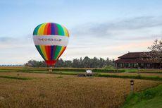 Hotel di Bali Tawarkan Wisata Balon Udara, Tertarik?