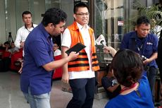 KPK Perpanjang Penahanan Aditya Moha