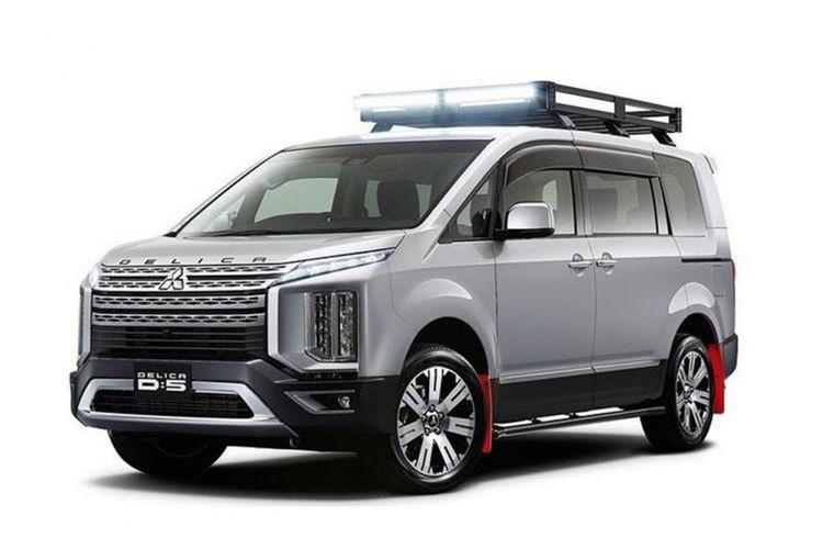 Karya modifikasi Mitsubishi untuk Tokyo Auto Salon 2019