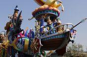 Sambut HUT Ke-35, Tokyo Disneyland Gelar Parade Berbagai Tokoh Disney