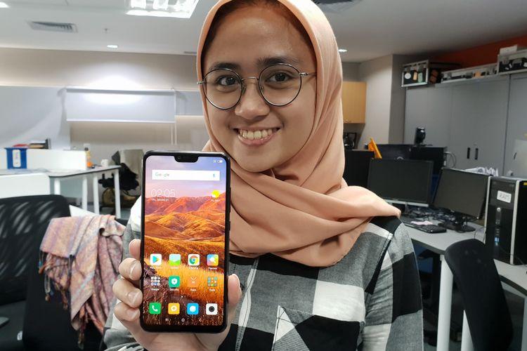 Xiaomi resmi merilis Mi 8 Lite di Indonesia. Ponsel ini masuk dalam keluarga Mi 8 dengan harga yang ramah di kantong.
