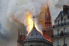 Presiden Perancis Janjikan Pemulihan Gereja Notre Dame dalam 5 Tahun