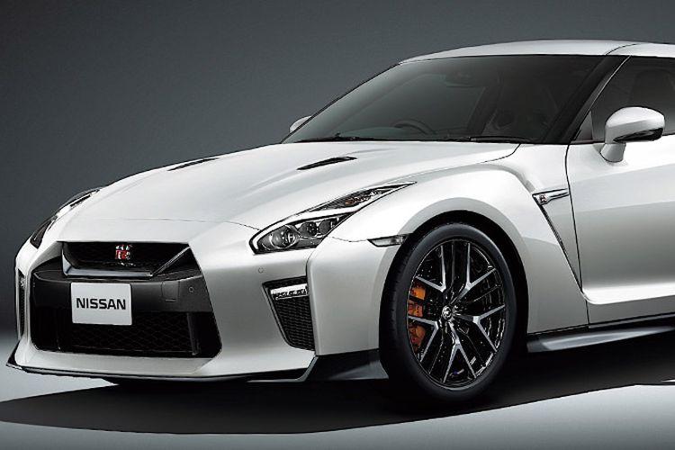 Nissan GT-R Naomi Osaka