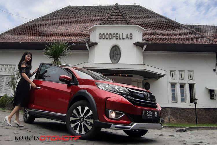 Honda BR-V Facelift, Semarang