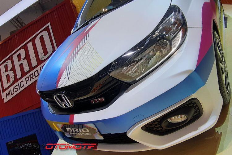Honda Brio Virtual Modification (V-Mod)