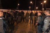 Militer Israel Serbu Permukiman Palestina, 1 Orang Tewas