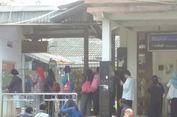 Pakai Tiket Kertas, Tidak Terjadi Antrean Panjang di Stasiun Cawang