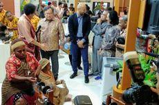 Freeport Dukung Inovasi Pemintalan Benang Noken Papua